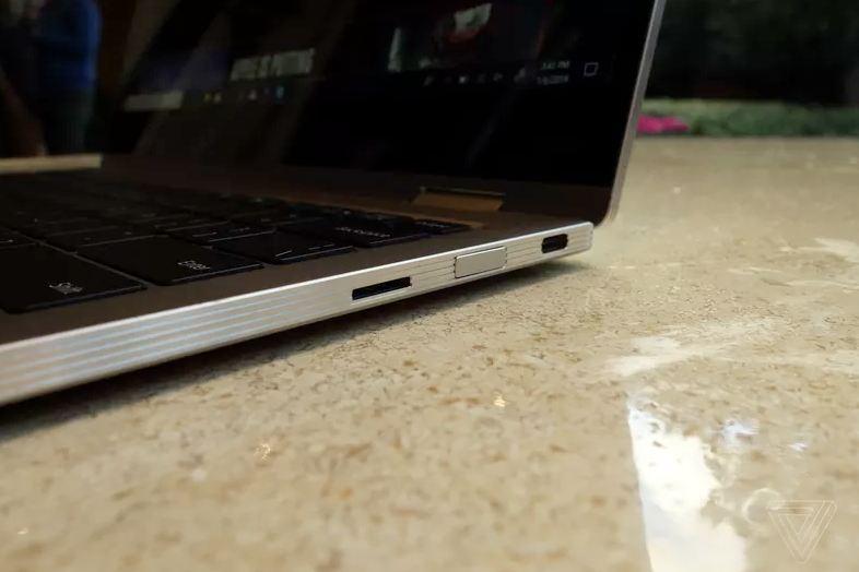 samsung laptop 3 - لپتاپ سامسونگ نوت بوک ۹ پرو رسما معرفی شد | CES 2019