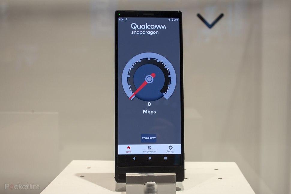 نمونه اولیه موبایل 5G سونی در نمایشگاه MWC 2019 به نمایش درآمد