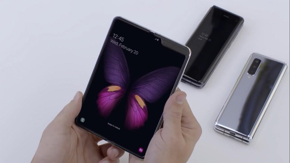 دو طرح متفاوت برای گوشی تاشو آتی سامسونگ در دست توسعه است