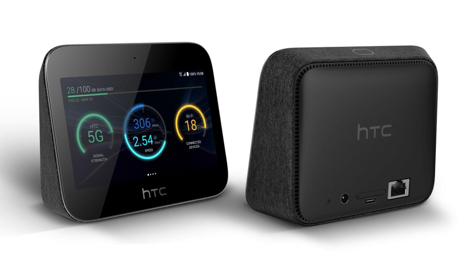 هاب 5G اچ تی سی (HTC 5G Hub)