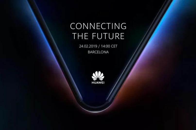 رونمایی هوآوی از گوشی تاشو 5G در نمایشگاه MWC 2019