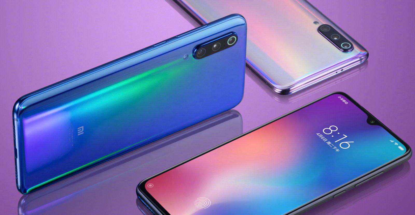 شیائومی می ۹ (Xiaomi Mi 9) با دوربین ۴۸ مگاپیکسلی و قیمت ۴۴۵ دلار رسما رونمایی شد