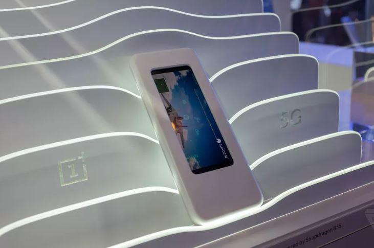 گوشی 5G وان پلاس