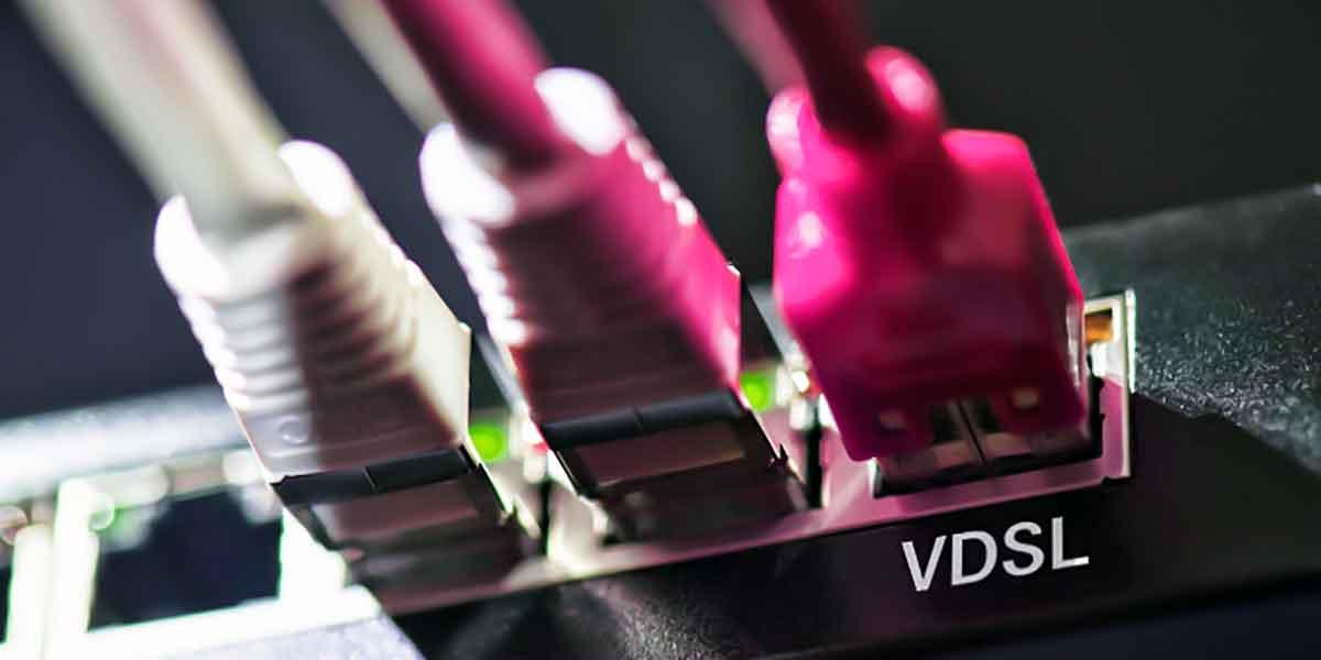 سوالات متداول VDSL مخابرات