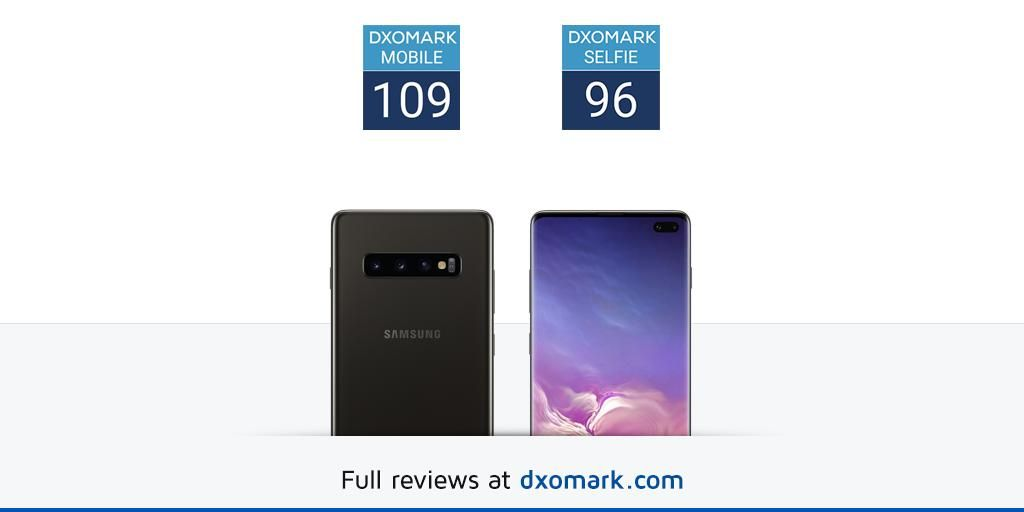 امتیاز DxO دوربین اصلی و سلفی گلکسی اس ۱۰ پلاس منتشر شد، بهترین موبایل در هر دو زمینه