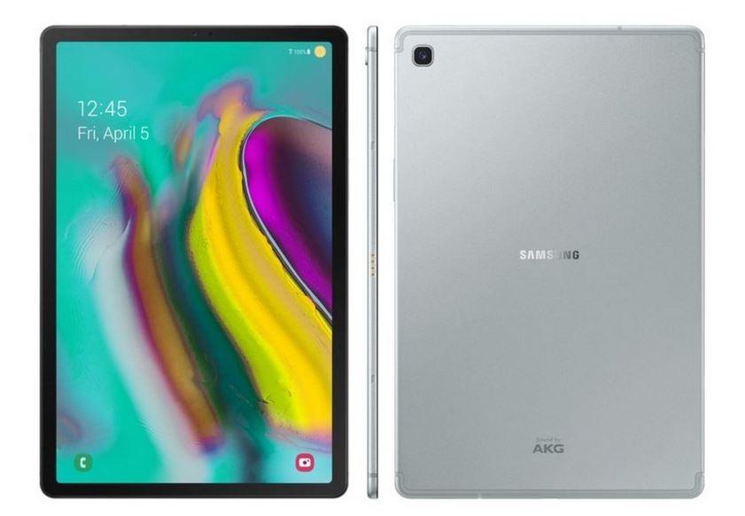 تبلت سامسونگ گلکسی تب اس ۵ ای (Galaxy Tab S5e) رسما معرفی شد