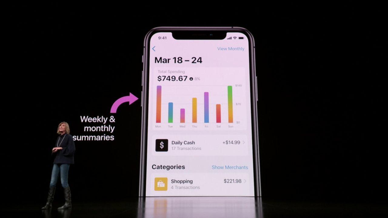 مدیریت هزینه ها در اپل کارت