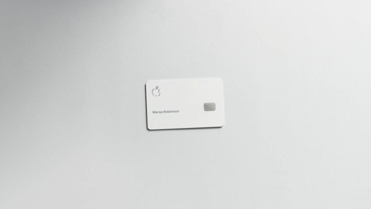 اپل کارت فیزیکی