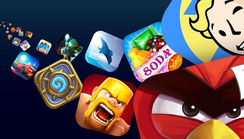 سرویس بازی اپل