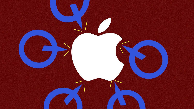 اپل متهم به استفاده غیر مجاز از ۳ پتنت کوالکام شد