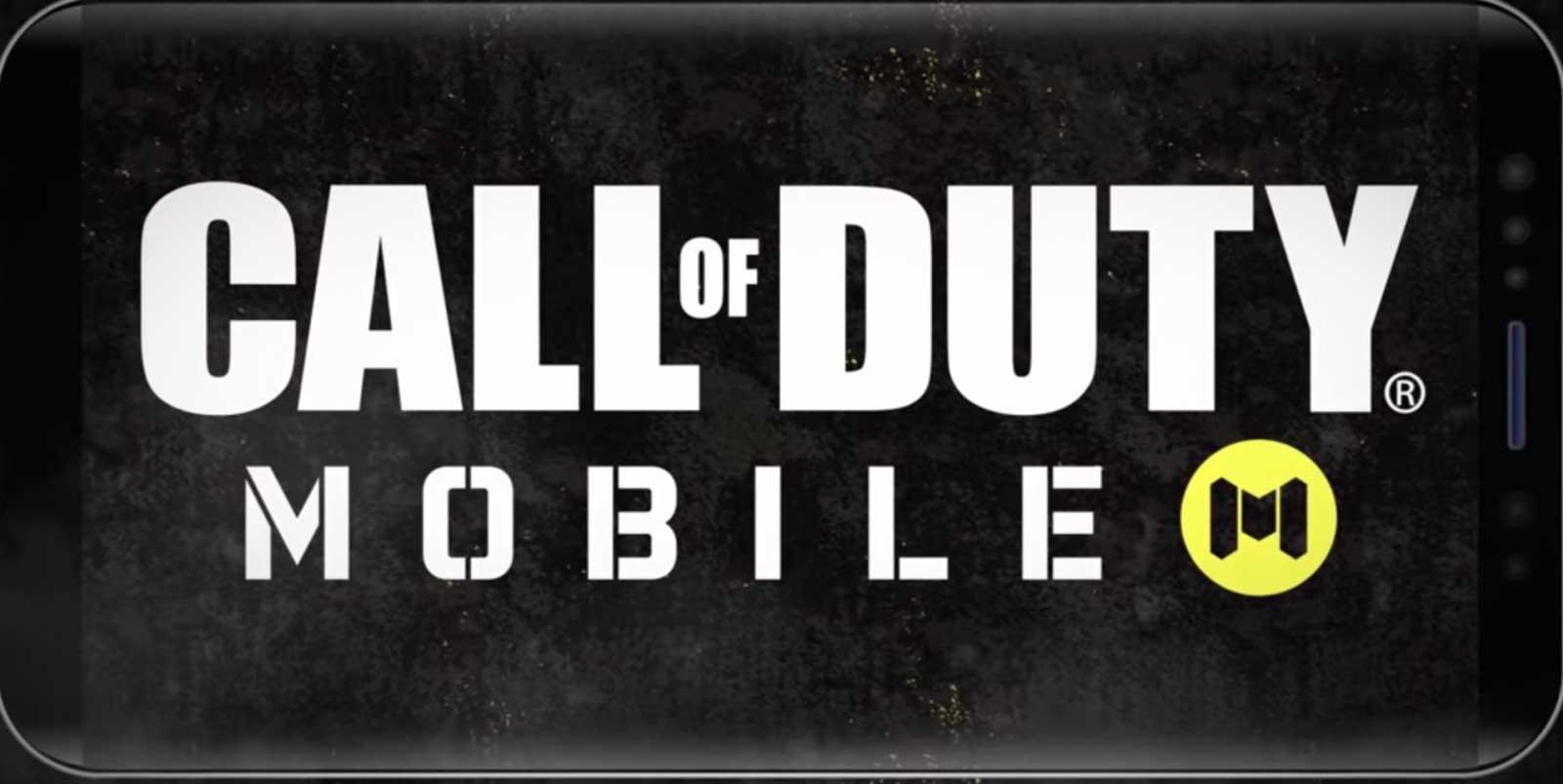 بازی Call of Duty برای موبایل روی iOS و اندروید معرفی شد