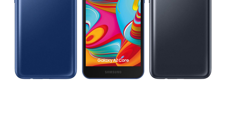گلکسی ای ۲ کر (Galaxy A2 Core) روح یک گلکسی J در خانواده گلکسی A خواهد بود!