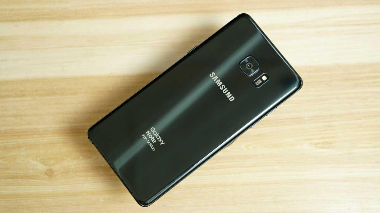آپدیت اندروید ۹ سامسونگ گلکسی نوت اف ای (Galaxy Note FE) با رابط کاربری One UI رسما ارایه شد
