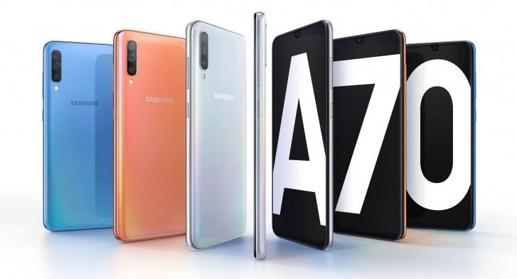 گلکسی ای ۷۰ (Galaxy A70)