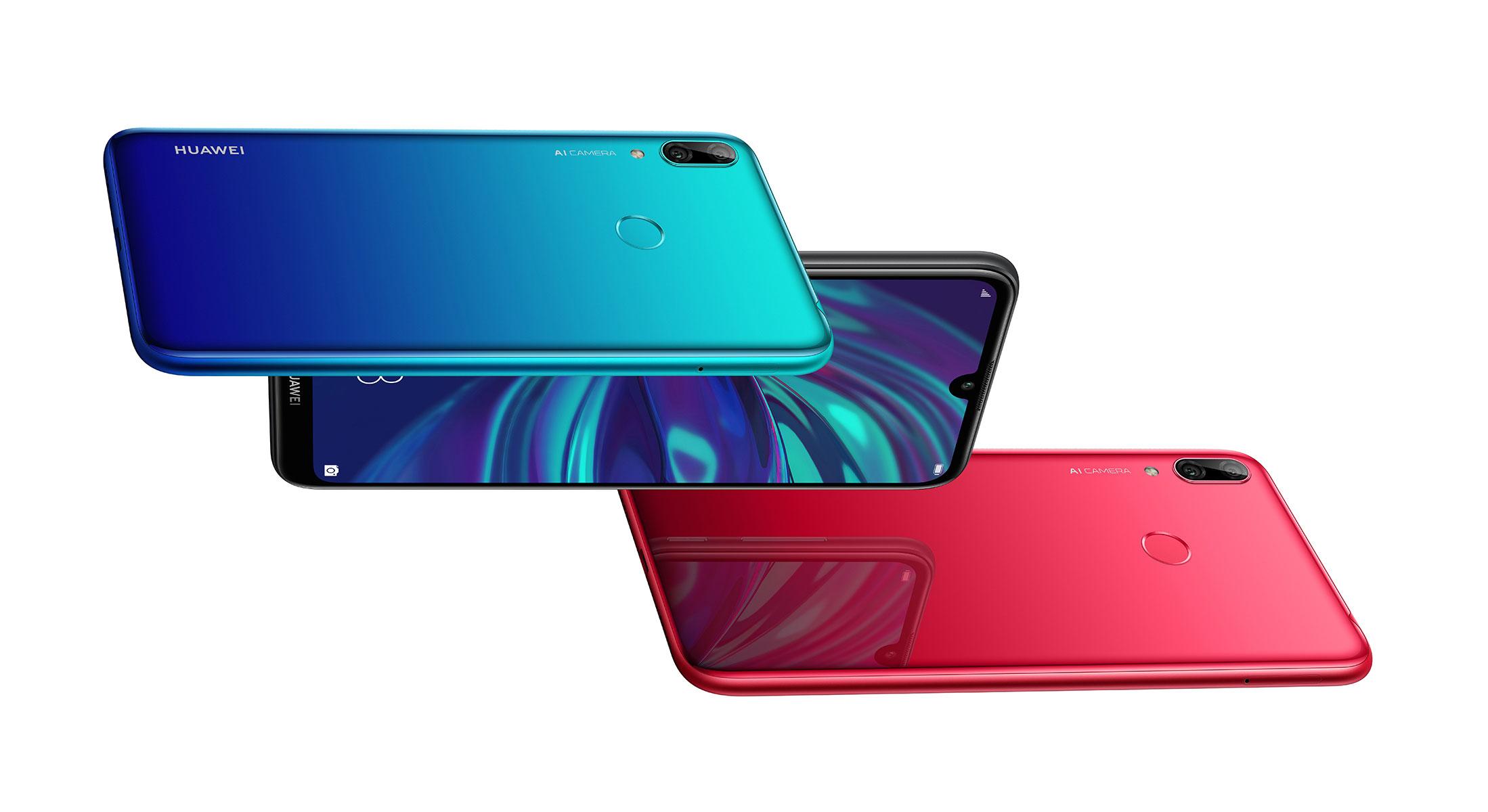 کمپین نوروزی هوآوی با طعم گوشی های جدید سری Y 2019