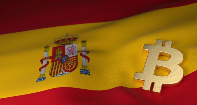 بیت کوین در اسپانیا