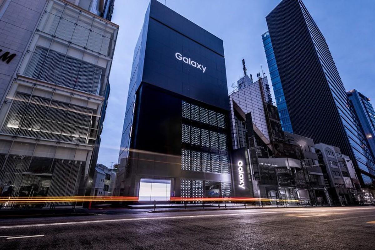 بزرگترین فروشگاه سامسونگ در توکیو افتتاح شد