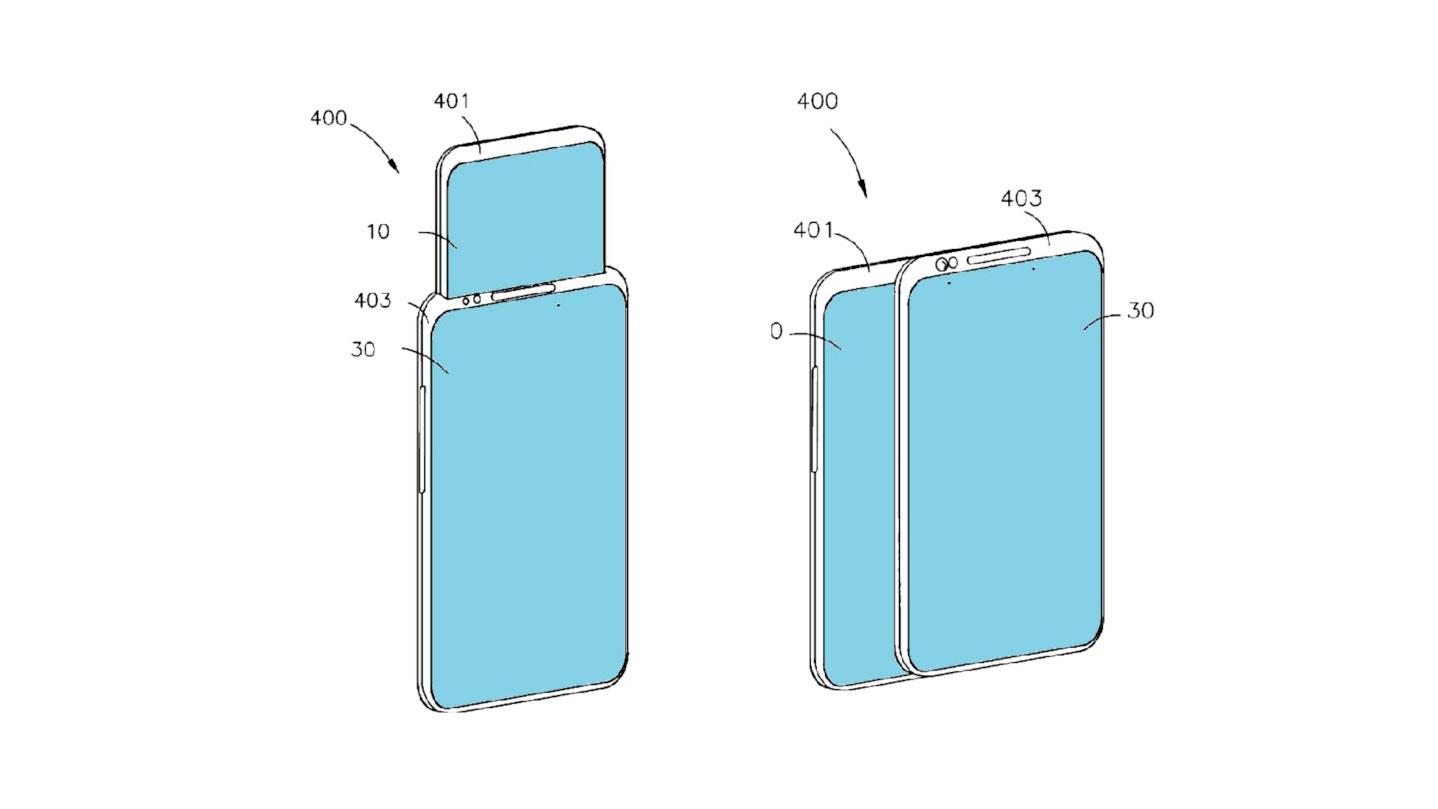 حق اختراع وان پلاس برای موبایل هایی با طراحی دیوانه وار