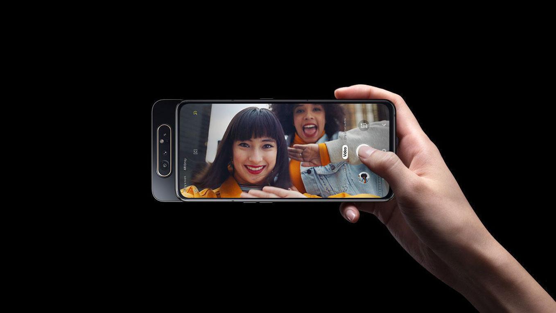 گلکسی ای ۸۰ (Galaxy A80)