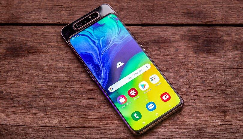 بنچمارک سامسونگ گلکسی ای ۸۰ (Galaxy A80) با لسنپدراگون ۷۳۰ را ببینید