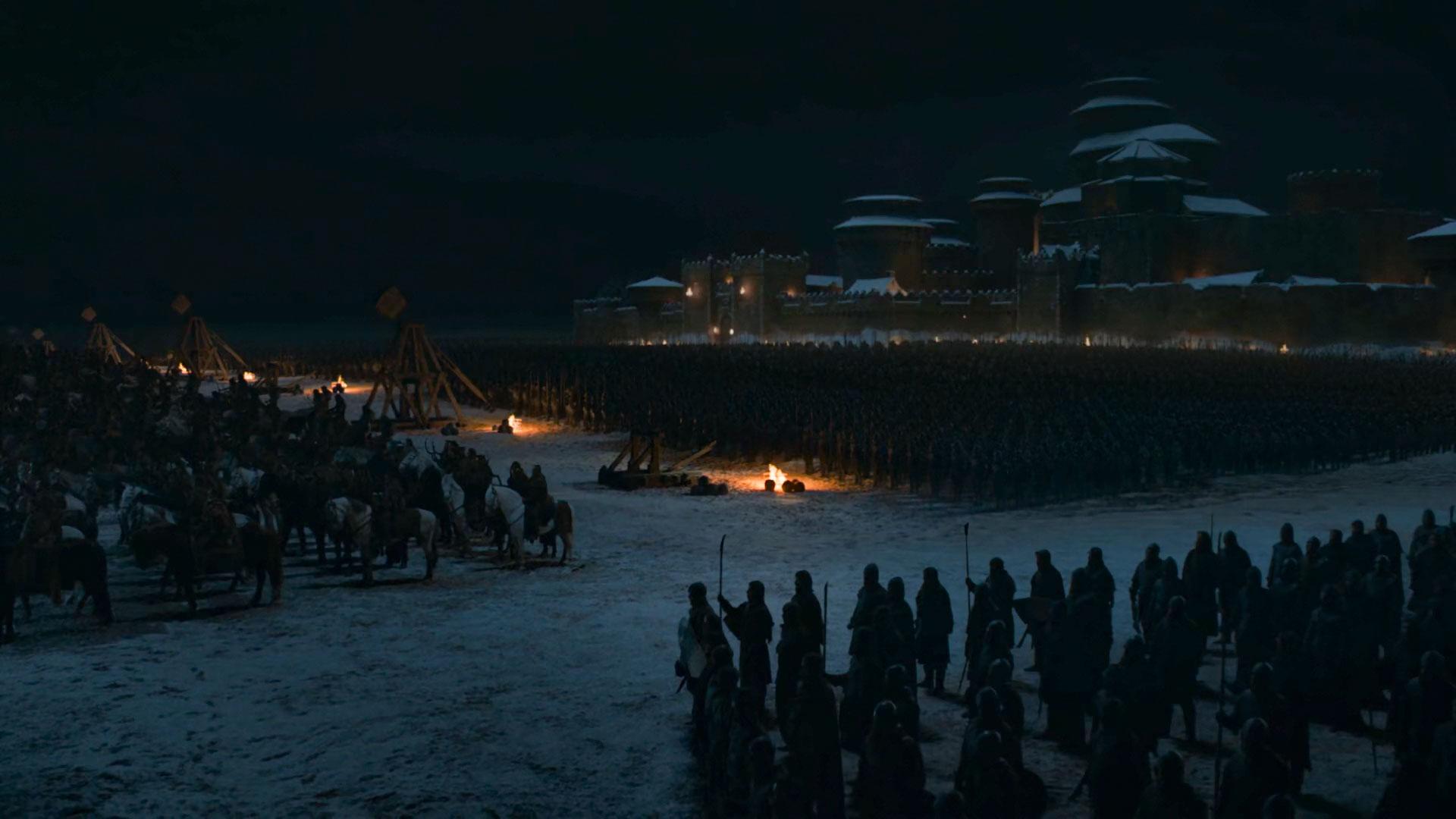 جنگ پادشاه شب در وینترفل
