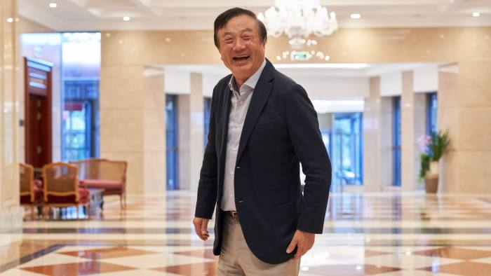 Huawei Co Founder 2 - هواوی معتقد است که مشکلات به وجود آمده با امریکا در نهایت به نفع این شرکت است