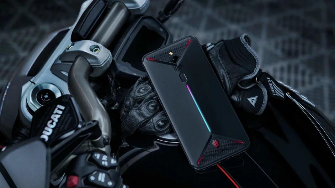 گوشی گیمینگ ZTE نوبیا رد مجیک ۳ با فن داخلی معرفی شد