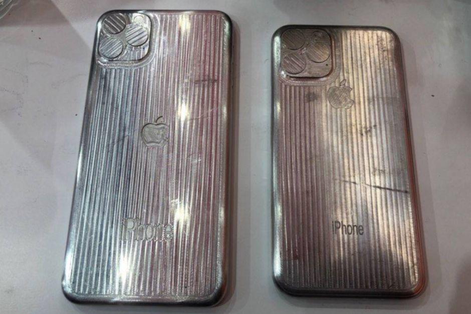 یک تصویر جدی از آیفون ۱۱ (iPhone 11) و آیفون ۱۱ مکس لو رفت