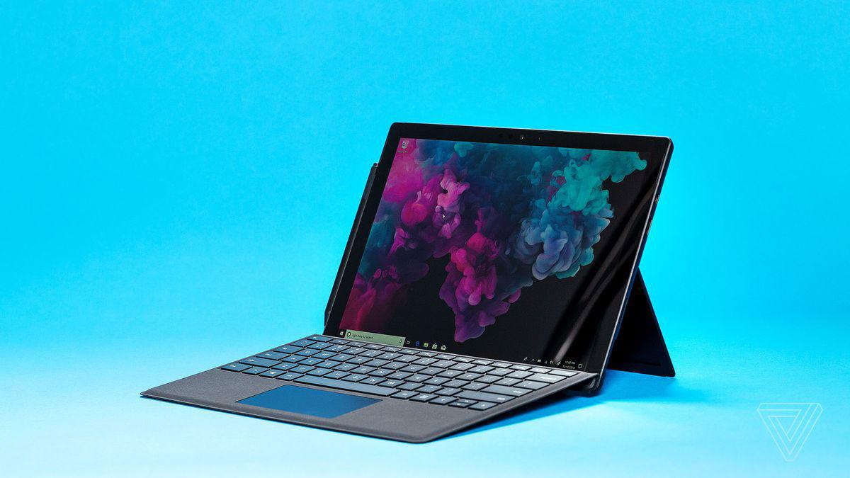 Surface Pro 2 - تبلت سرفیس ۲۰۱۹ مایکروسافت احتملا با چپیست کوالکام ارایه شود