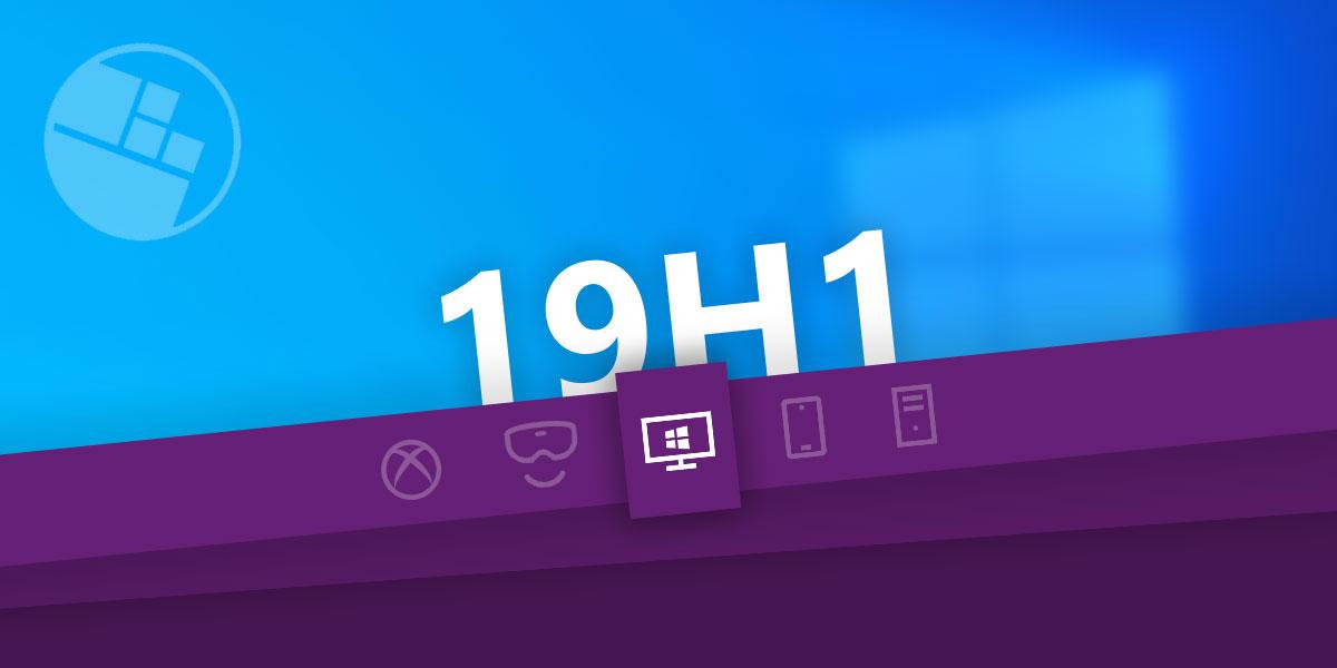 حداقل سیستم مورد نیاز ویندوز ۱۰ نسخه ۱۹۰۳