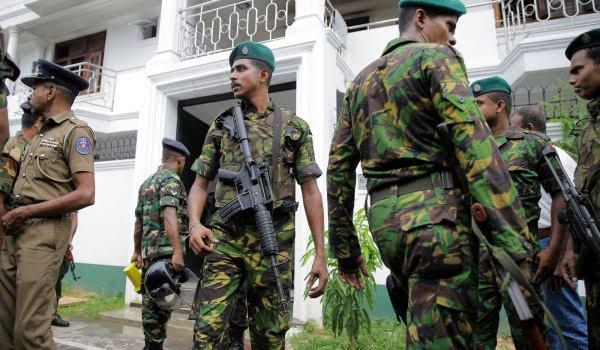 محدودشدن دسترسی به شبکه های اجتماعی در سریلانکا پس از جمله تروریستی