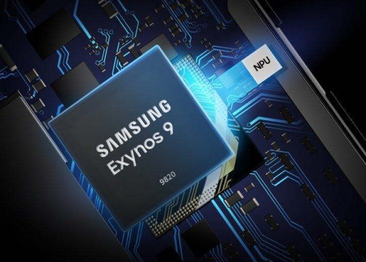 چیپست ۵ نانومتری EUV سامسونگ کاملا توسعه یافته است