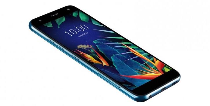 ال جی ایکس ۴ ۲۰۱۹ (LG X4 2019) با چیپست مدیاتک هلیو پی ۲۲ رسما معرفی شد