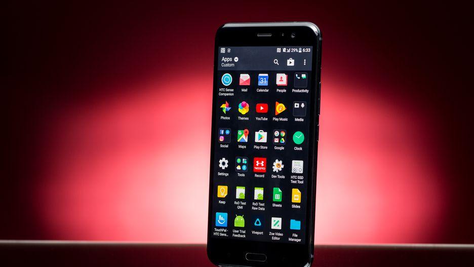 حذف چند نرم افزار HTC از گوگل پلی