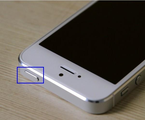 iphone 5 power button - اپل آگاهانه از دکمه قفل معیوب برای آیفون ۵ و آیفون های ۴ و ۴ استفاده کرده است