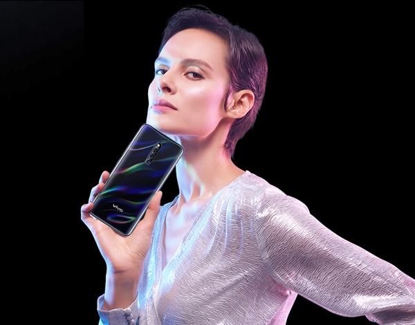 ویوو ایکس ۲۷ پرو (Vivo X27 pro) با دوربین سلفی پاپ آپ طور رسما معرفی شد