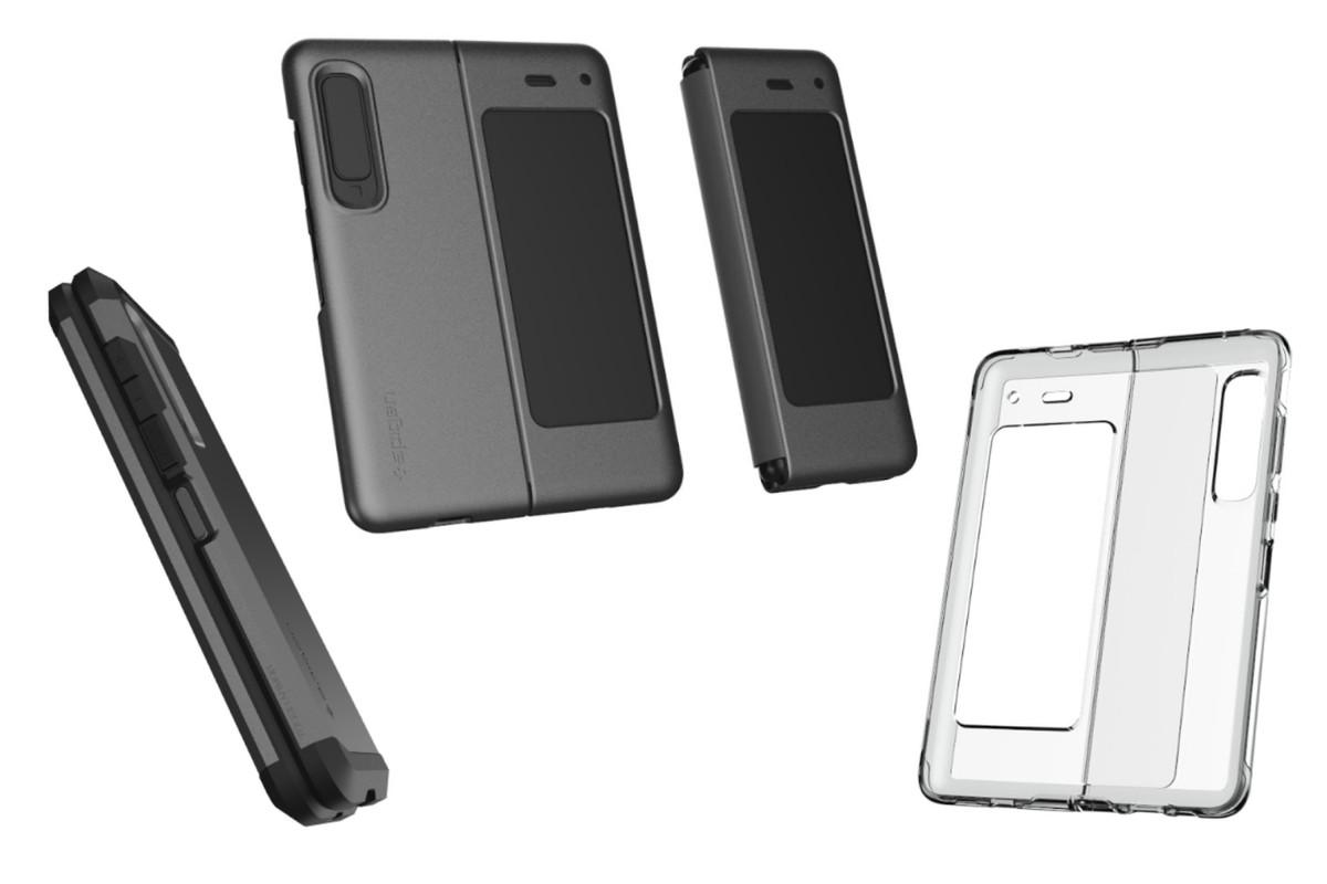 قاب سامسونگ گلکسی فولد (Galaxy Fold) با قیمت ۱۲۰ دلار عرضه می شود