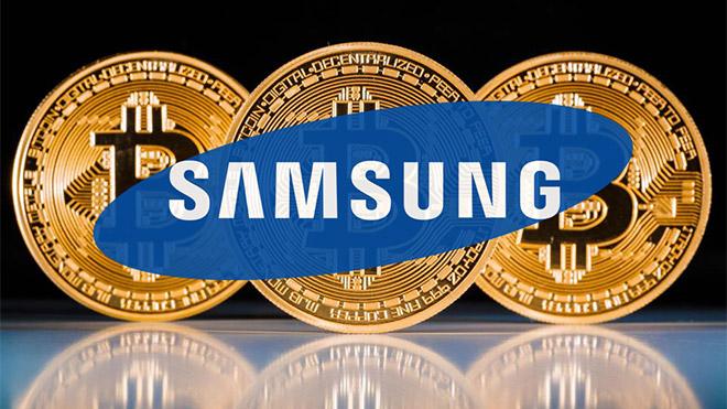 سرمایه گذاری ۲.۹ میلیارد دلاری سامسونگ روی رمزارز اختصاصی