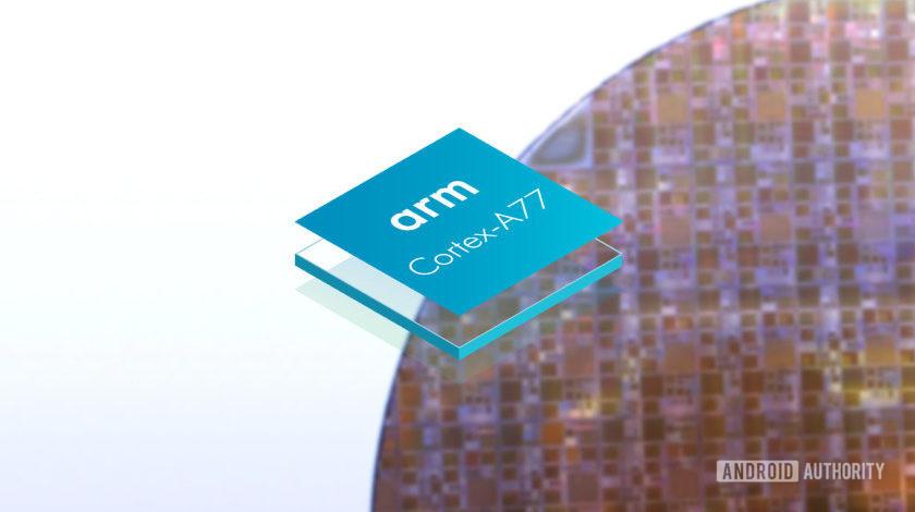 چیپست های نسل جدید Cortex-A77 و Mali-G77 شرکت ARM رسما معرفی شدند