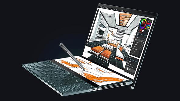 لپتاپ ایسوس زنبوک پرو دو (ZenBook Pro Duo)