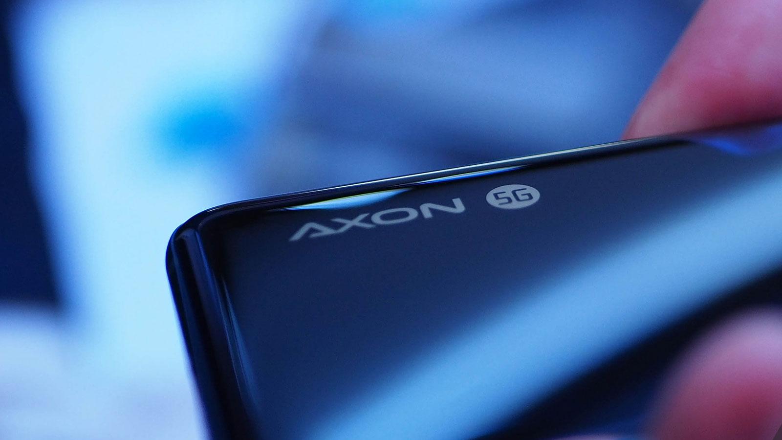 گوشی Axon 10 Pro 5G