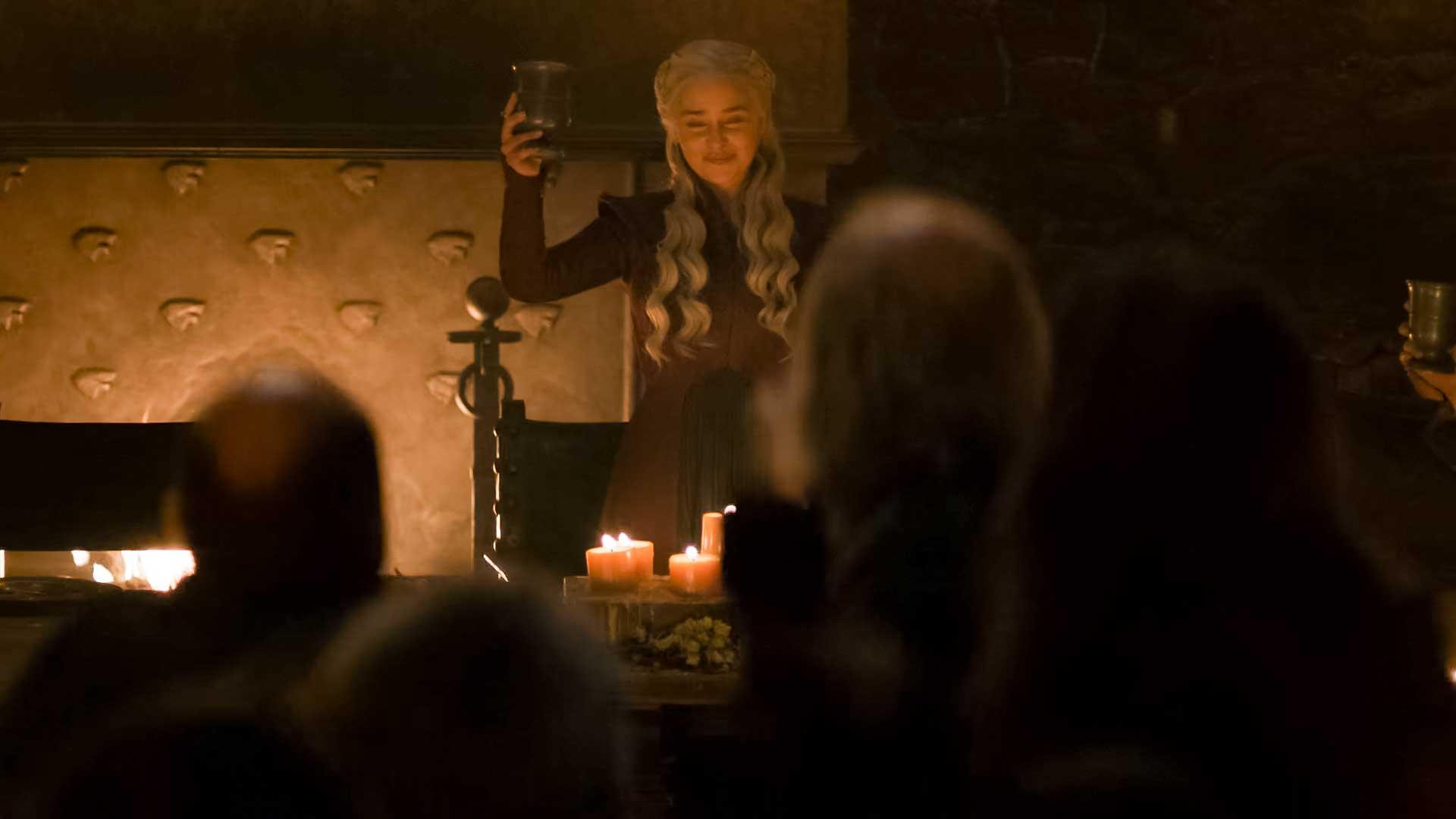 تصاویر قسمت ۴ فصل ۸ گیم آف ترونز (Game Of Thrones)