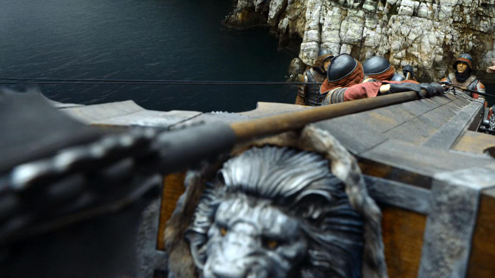 تصاویر قسمت ۵ فصل ۸ گیم آف ترونز (Game Of Thrones) را ببینید