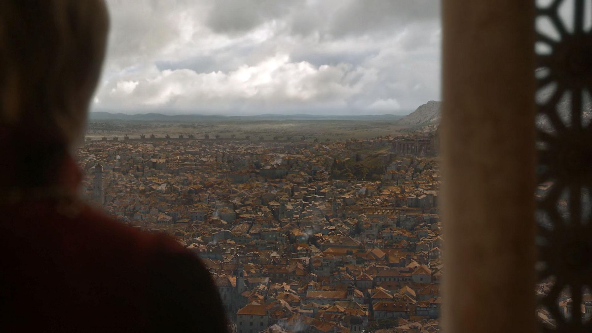 تصاویر قسمت ۵ فصل ۸ گیم آف ترونز