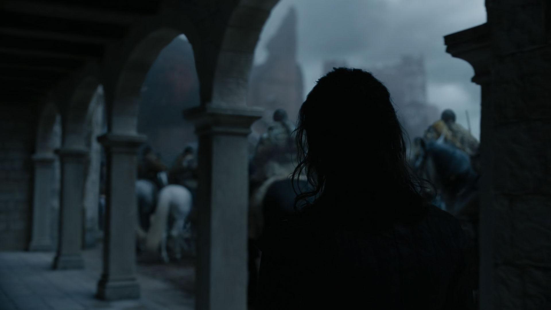 تصاویر قسمت ۶ فصل ۸ گیم آف ترونز (Game Of Thrones) را ببینید: پایان فصل نهایی