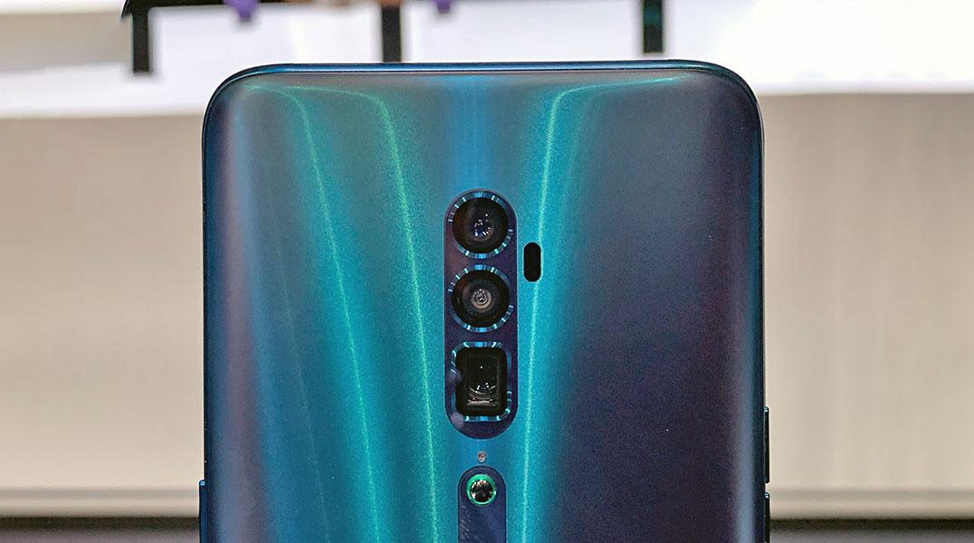 زوم 60X دیجیتال در اوپو رینو ۱۰ ایکس (Oppo Reno 10X) ارایه می شود