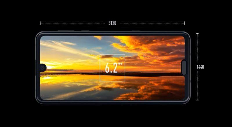 گوشی شارپ Aquos R3 با نمایشگر ۱۲۰ هرتز دارای دو ناچ و اسنپدراگون ۸۵۵ رسما معرفی شد