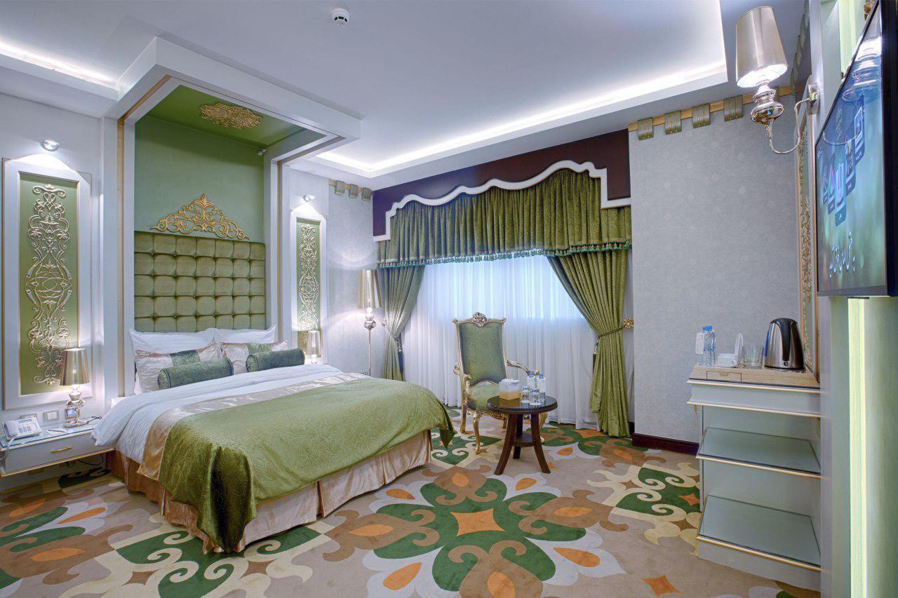 هتل ۵ ستاره مشهد