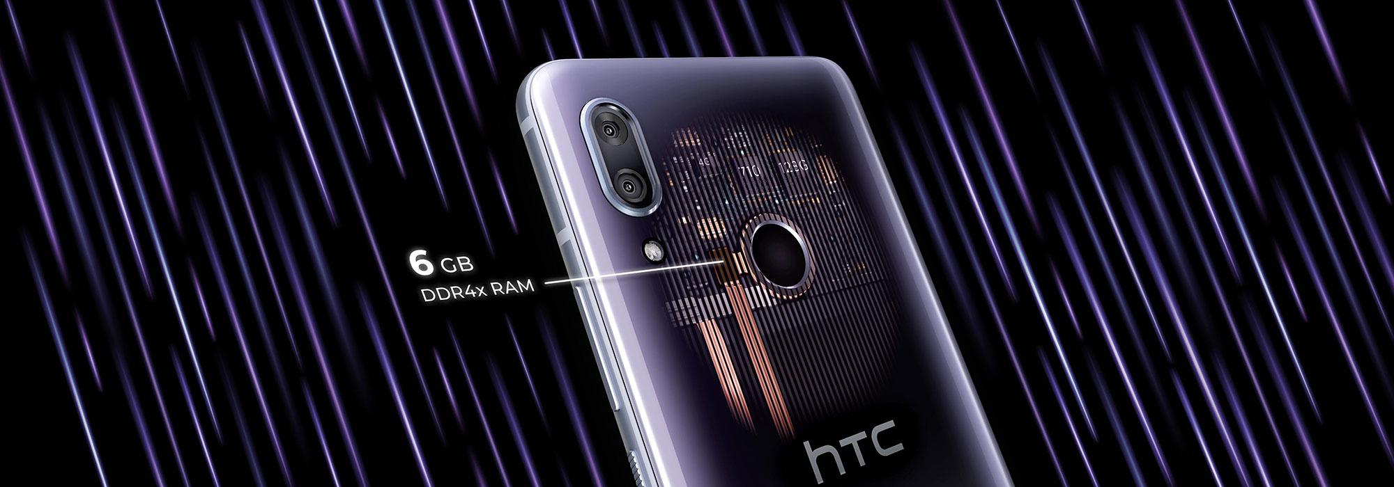 اچ تی سی یو ۱۹ ای (HTC U19e) با اسنپدراگون ۷۱۰ و دو دوربین دوگانه رسما معرفی شد