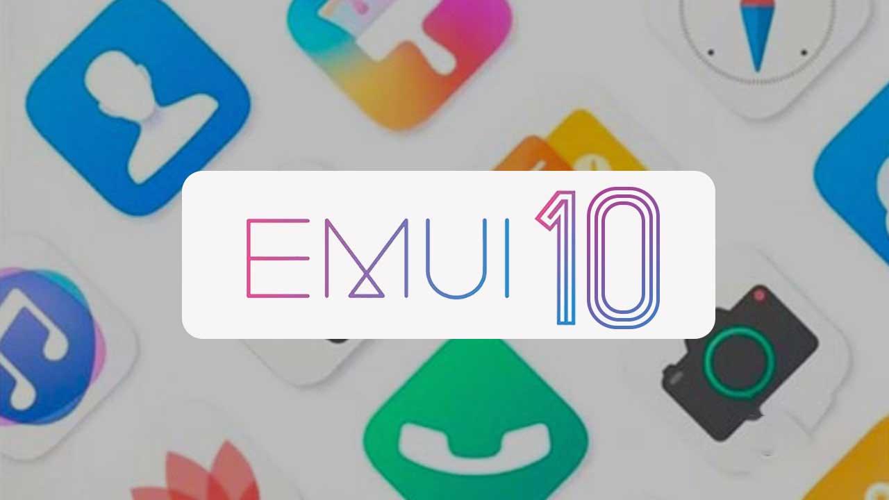 آپدیت اندروید ۱۰ هواوی با رابط کاربری EMUI 10